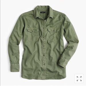 J.Crew Boyfriend Shirt
